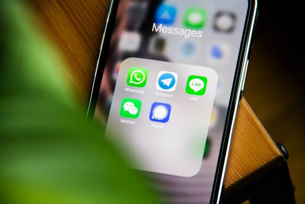 aplicaciones mensajería instantanea